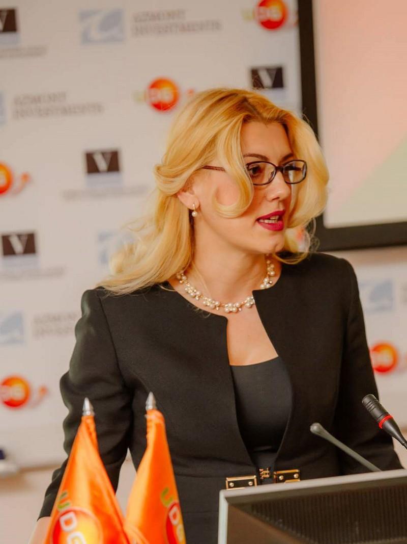 Dr Aleksandra Martinovic