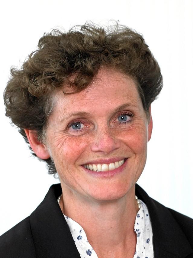 Dr Margit Aaslyng